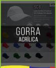 Gorra Acrílica